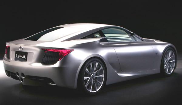 Lexus představuje na jarním autosalónu vŽenevě novou řadu vysoce výkonných modelů