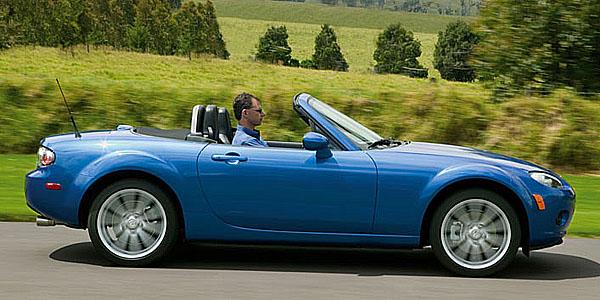 Fotografická soutěž Zoom-Zoom zná svého vítěze a šťastného majitele nového MX-5 Roadster Coupe
