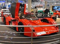 Navštívil jsem lipský AutoMobil International 1999