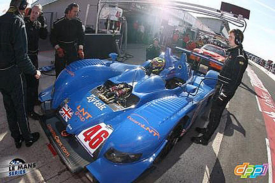 Do Le Mans Series míří Porsche RS spyder