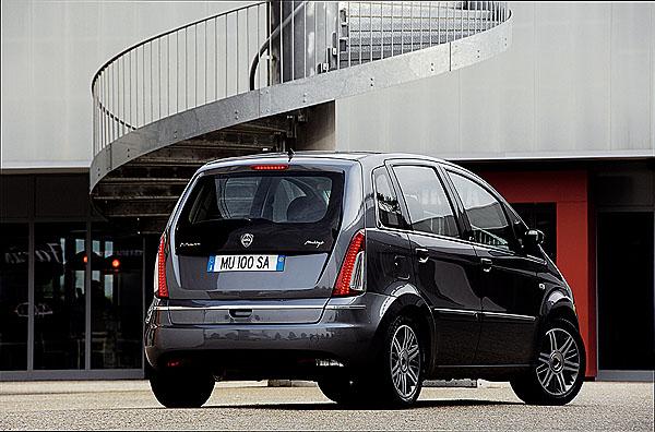 Lancia Musa – vprodeji na českém trhu (s bohatou výbavou od 389 000 Kč)
