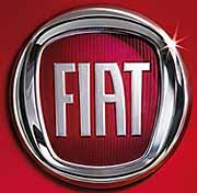 Nové logo značky Fiat