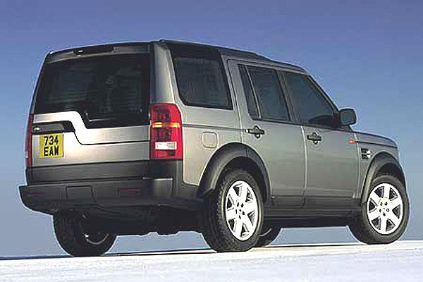 Land Rover přichází s Discovery 3