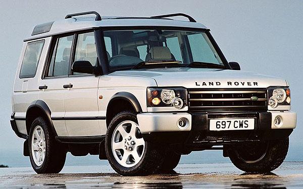 Land Rover doplnil Discovery 3 o model TDV6