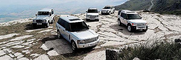 Land Rover vytvořil světový rekord objemu tržeb již druhý rok po sobě.
