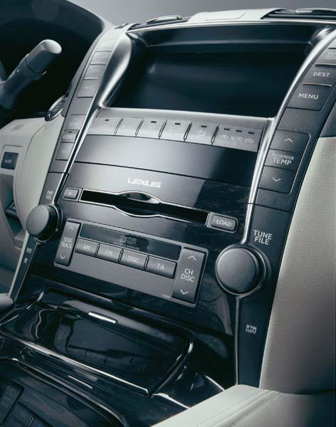 Lexus & Mark Levinson® – Souhra premiantů