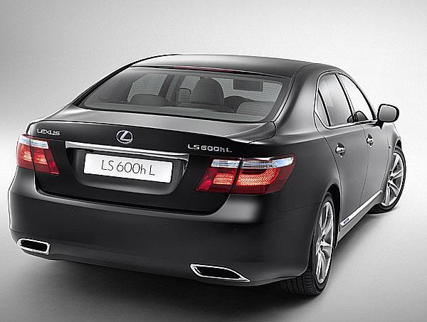 Přehled označení modelů značky Lexus