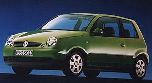 Lupo rozšíří paletu Volkswagenu