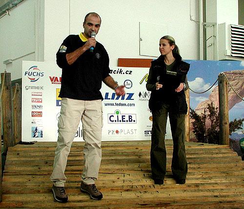 Martin Macík se zúčastní vlednu 2004 po druhé Rallye Telefonica –Dakar