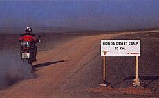 Honda XL1000V Varadero: Marocké dobrodružství