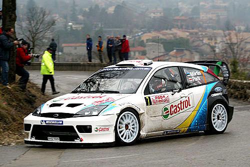 Vítězství Fordu vletošní lednové Rallye Monte Carlo vsoutěži značek