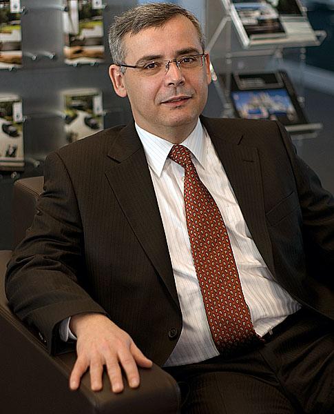 Nový generální ředitel BMW Group Česká republika