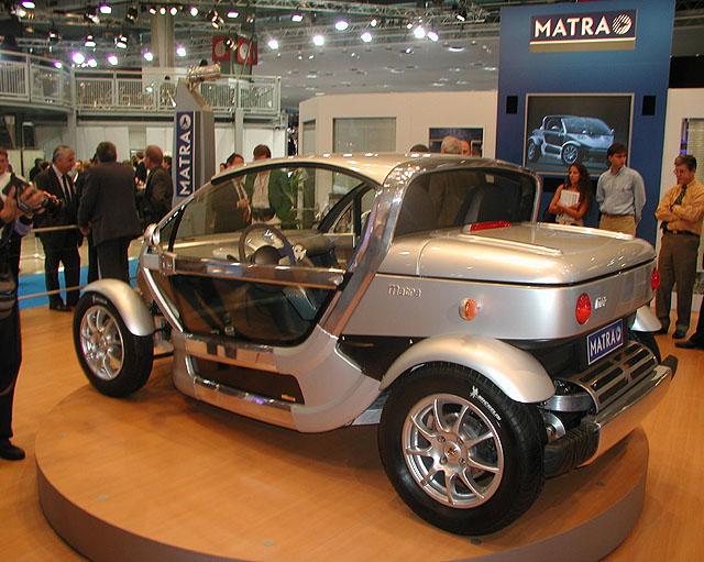 Pařížský autosalon 2000 zahájen
