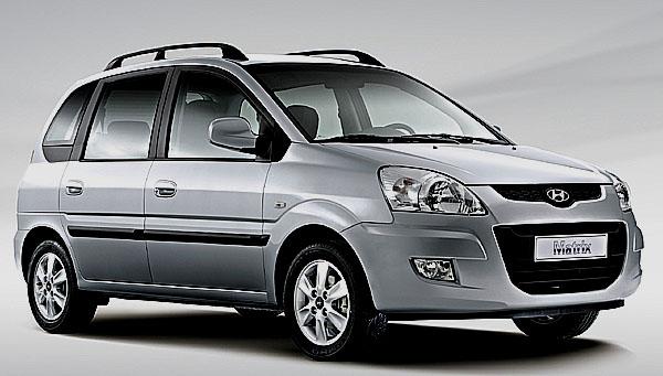 Hyundai představil na právě probíhajícím ženevském autosalónu nový Matrix