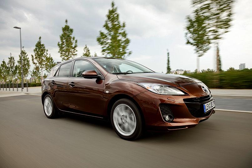 Nová Mazda3 Facelift