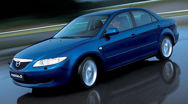 První Mazda6 sjela zvýrobní linky