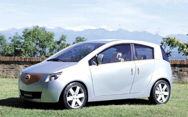 Mazda Neospace: Dočká se výroby?