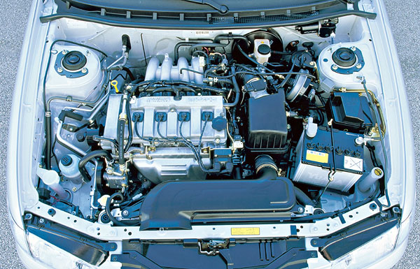 Nová Mazda 626 vprodeji