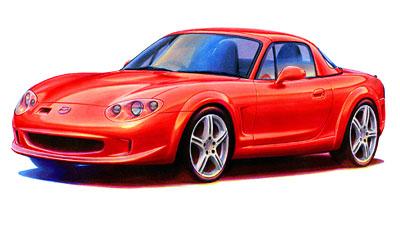 Mazda představí koncept MX-5 MPS