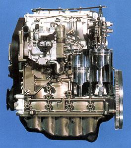 Mazda 2,0 RFT-DI Turbodiesel spřímým vstřikem