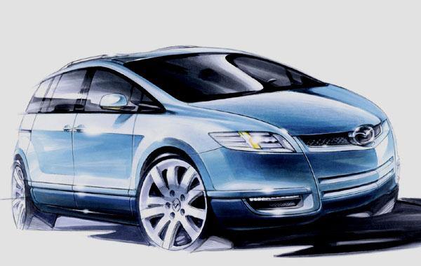 Mazda odhalí na březnovém autosalonu vŽenevě koncept MX-Flexa