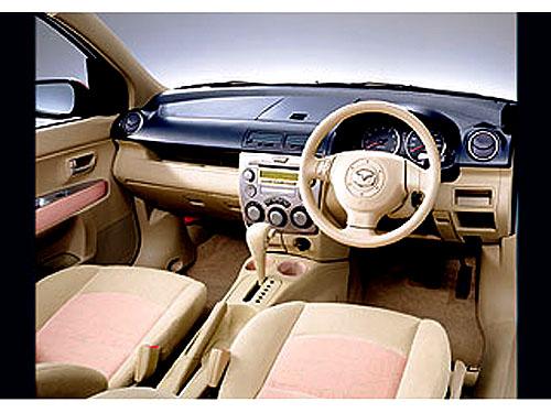 "Mazda představila limitovanou sérii vozu Mazda Demio ""Stardust Pink"""