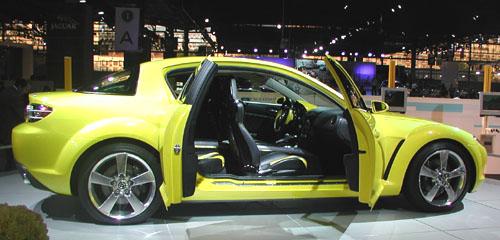 Projděme se spolu po expozici Mazda na autosalonu, který byl zahájen vPaříži před pěti dny – 28. září