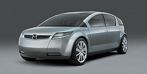 Mazda představila na lednovém mezinárodním autosalonu v Detroitu koncept Mazda Washu