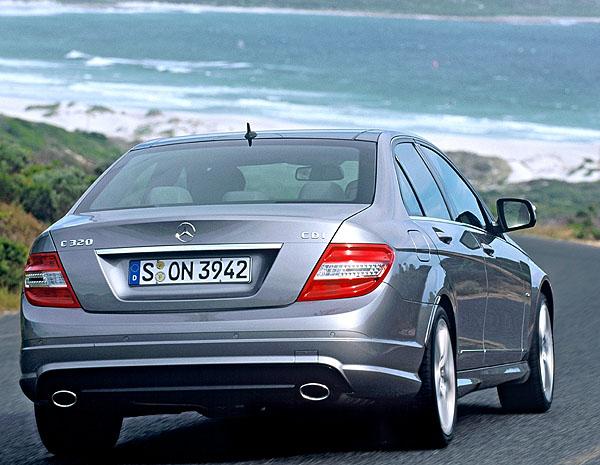 Nový Mercedes-Benz Třídy C i na náš trh