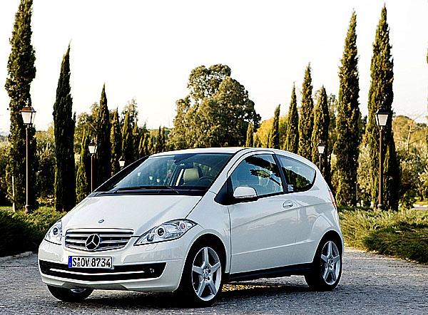 Mercedes-Benz Třída A -nová generace