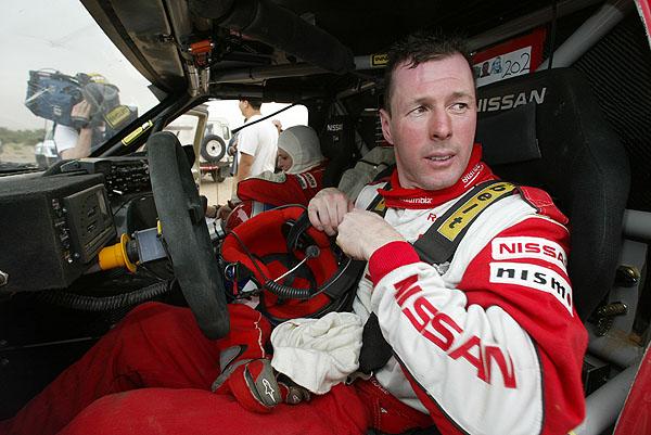 Nissan potvrdil účast Collina McRae