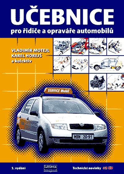 Učebnice pro řidiče a opraváře automobilů s2.CD v prodeji