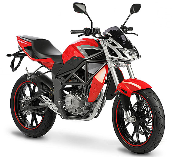 Megelli - anglická motocyklová značka přichází na náš trh