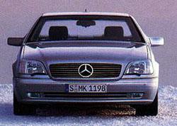 Nový Mercedes-Benz CL: třída sama pro sebe
