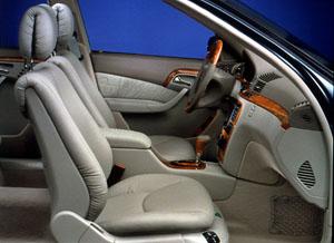 Mercedes – Benz - nová třída S