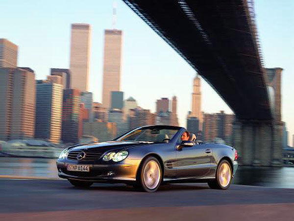 Mercedes-Benz SL: Legenda žije dál
