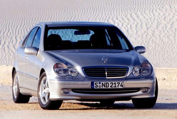 Mercedes Benz C: novinka se špičkovou technikou
