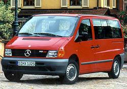 Mercedes Vito snovými motory CDI a dalšími inovacemi