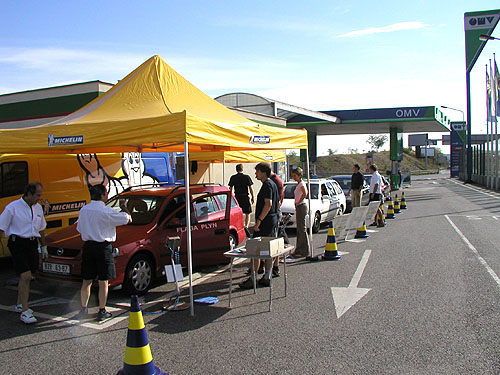 Kampaň Michelinu za snížení počtu dopravních nehod přinesla šokující výsledky