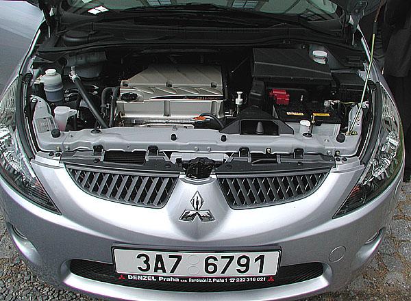 Nový model Mitsubishi GRANDIS na náš trh
