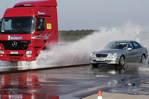 Michelin ke zvýšení bezpečnosti všech účastníků dopravy