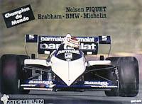 Michelin míří do Formule jedna