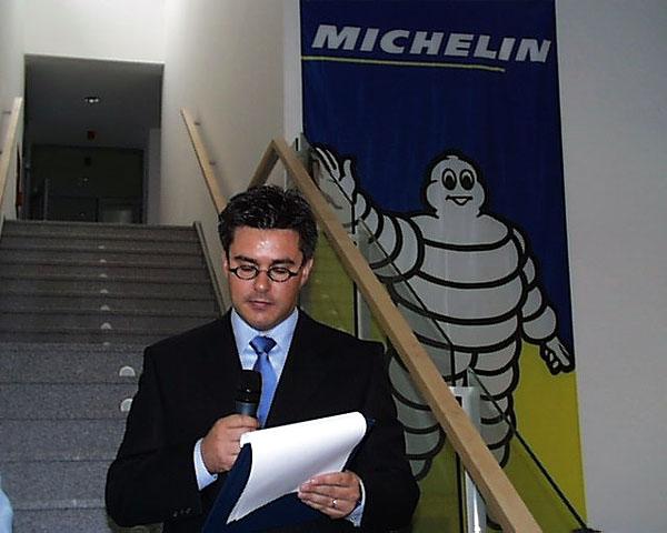 Michelin Česká republika otevřel vPraze nové školící středisko