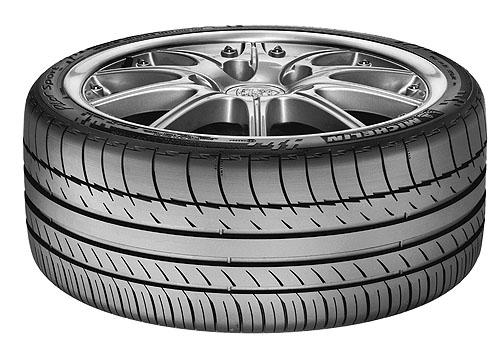 Michelin pro Porsche