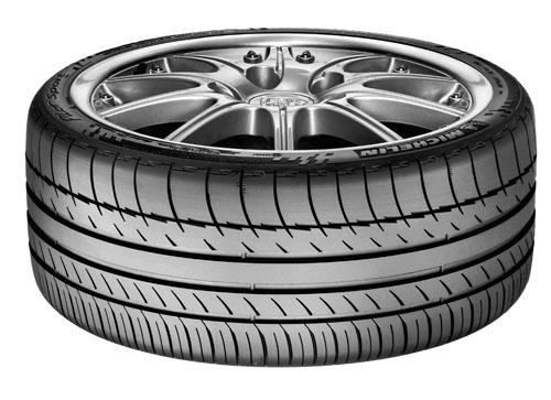 Nové pneumatiky Michelin Pilot Sport New
