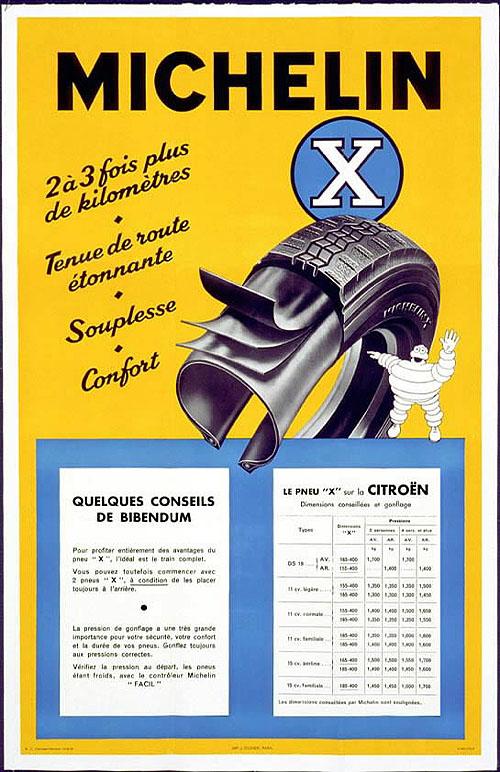 Nové internetové stránky Michelin