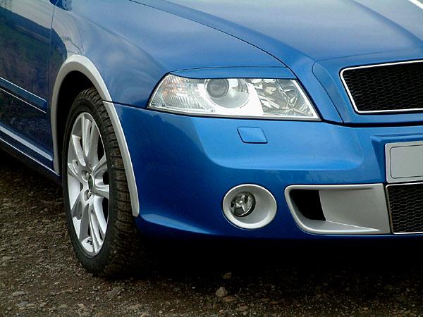 Nové atraktivní doplňky pro modely Octavia a Octavia RS Combi