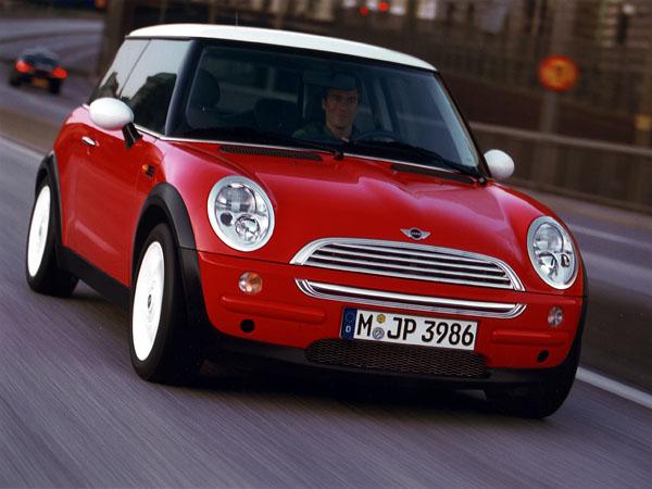 Mini: Britská klasika od BMW