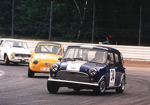 Morris Mini: britská legenda (II.)