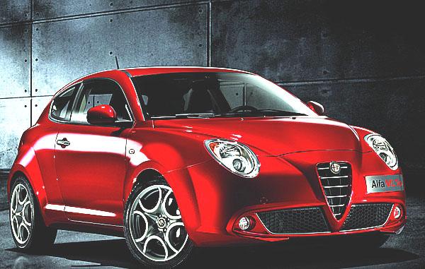 """Auto Europa 2009"": dva góly po Italsku – Alfa Romeo MiTo a Lancia Delta"